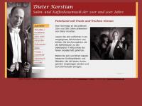 Dieter Korstian - Kaffeehausmusik (2009)