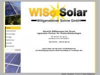 Wiso Solar GmbH, Bad Laasphe (2010)