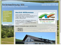 Ferienwohnung Vitt, Nenkersdorf (2011)