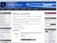 Aviation-Store - Flugmodelle und Accessoires (Hainchen)