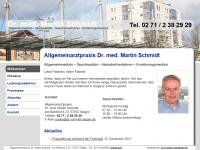 Allgemeinarztpraxis Dr. Schmidt (Siegen)