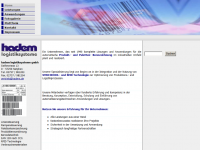 Hadem Logistiksysteme GmbH (2006)
