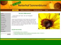 Reiterhof Sonnenblume (Werthenbach)
