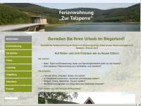 Ferienwohnung zur Talsperre (Brauersdorf)